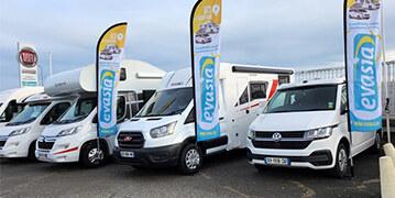 Agence Evasia de Marne-la-Vallée : location de camping-cars