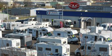 Agence Evasia de Epinal : location de camping-cars