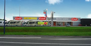 Agence Evasia de Reims : location de camping-cars