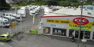 Agence Evasia de Valenciennes : location de camping-cars