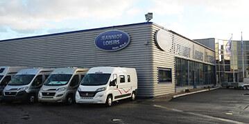Agence Evasia de Vesoul : location de camping-cars